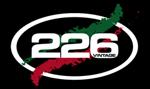 226 Vintage logo