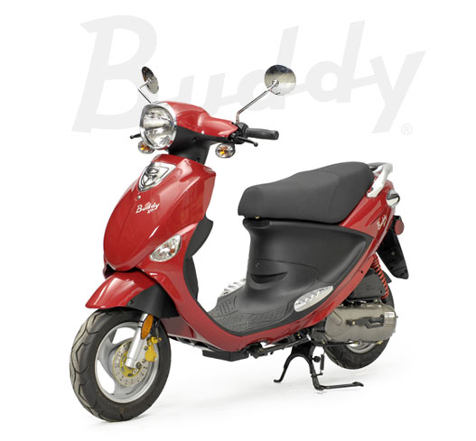 Buddy 125 Scooter
