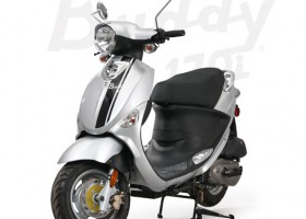 Buddy 170i Scooter